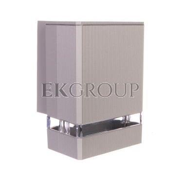 Oprawa ścienna jednokierunkowa NESSA GU10 max. 50W IP54 AC 220-240V 50/60Hz szara LD-NESSAGU10J-80-204148