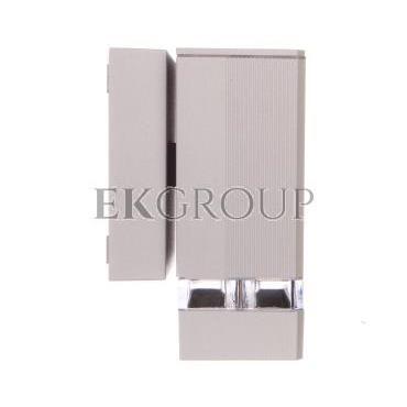 Oprawa ścienna jednokierunkowa NESSA GU10 max. 50W IP54 AC 220-240V 50/60Hz szara LD-NESSAGU10J-80-204149
