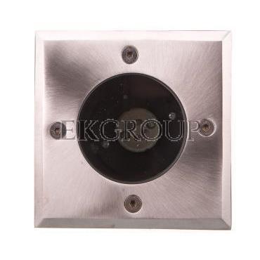 Oprawa najazdowa ALFA-K GU10 AC 220-240V 50/60Hz INOX ON-ALFAKGU10-06-204566
