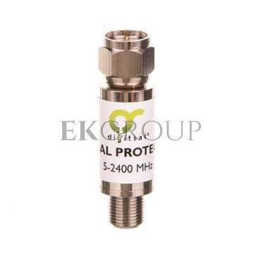 Zabezpieczenie antenowe przeciwprzepięciowe 5-2400MHz ONYX 77-121#-216466
