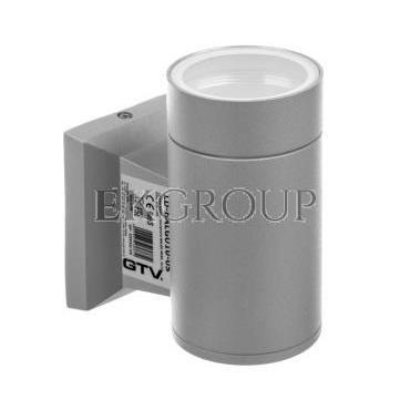 Oprawa ścienna zewnętrzna BALEO mini GU10 118x65x115mm IP54 LD-BALGU10-0S-204157