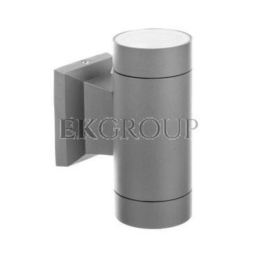 Oprawa ścienna zewnętrzna BALEO mini 2 2xGU10 143x65x115mm IP54 LD-BA2GU10-0M-204159