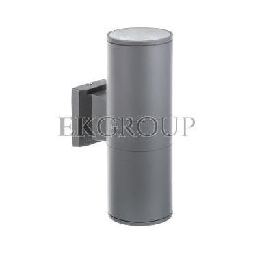 Oprawa ścienna zewnętrzna BALEO 2 2xE27 304x105x175mm IP54 LD-BA2E27-00-204161