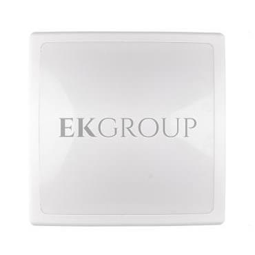 Plafoniera LED 12,4W kwadratowa z czujnikiem 4000 K SNAP PLUS biała 0273.17AB-206378