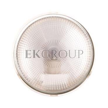 Plafoniera RINGO E27 IP44 max. 100W biała OS-RINGO1-00-203105