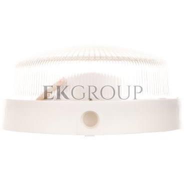 Plafoniera RINGO E27 IP44 max. 100W biała OS-RINGO1-00-203106