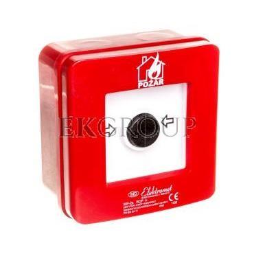 Ręczny ostrzegacz pożarowy NO-NO IP65 WP-2s ROP A 921402-216978