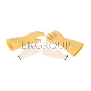 Rękawice elektroizolacyjne ELSEC 20 KV rozmiar 11 E06NR-03280100401-217367