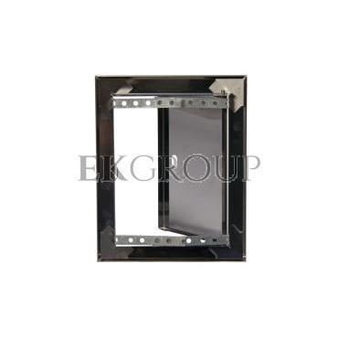 Drzwi rewizyjne do montażu złącz kontrolnych i przewodów odprowadzających pod elewacje 68.3 NI /96800305/-216298