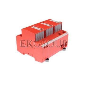 Ogranicznik przepięć B C 3P 25/75kA 1,5kV DEHNventil M TNC 255 951300-216511