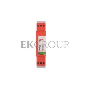 Ogranicznik przepięć D Typ 3 2P 5kA 1,5kV DEHNrail M 2P 255 953200-216827