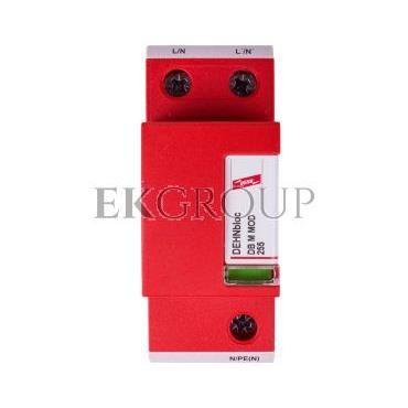 Ogranicznik przepięć Typ B 1P 50kA 2,5kV DEHNbloc M 255 961120-216467