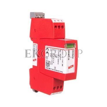 Ogranicznik przepieć D Typ 3 2P 2kA 0,63kV DEHNrail M 2P 30 FM 953206-216876