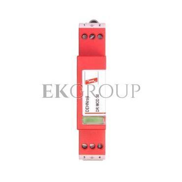 Ogranicznik przepieć D Typ 3 2P 2kA 0,63kV DEHNrail M 2P 30 FM 953206-216877