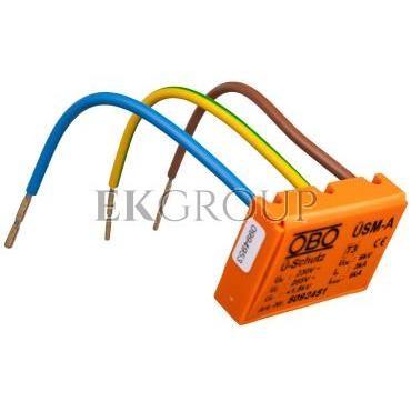 Ogranicznik przepięć D 3kA 1,3kV USM-A 5092451-216809