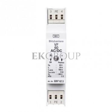Ogranicznik przepięć 0,7kA 280V VF60-AC/DC 5097623-216460