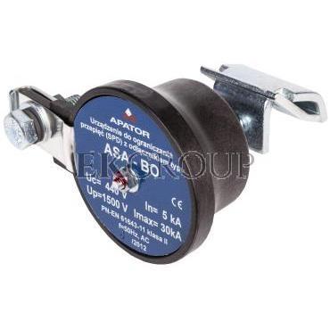 Ogranicznik przepięć A 440V 5kA ASA 440-5BO D K /z odłącznikiem/ 63-930218-021-216349