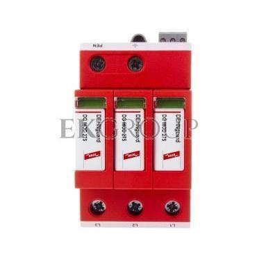 Ogranicznik przepięć C Typ 2 3P 20kA 1,5kV DEHNguard M TNC 275 FM 952305-216641