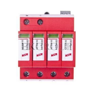 Ogranicznik przepięć C Typ 2 4P 20kA 1,5kV DEHNguard M TNS 275 FM 952405-216642