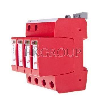 Ogranicznik przepięć C Typ 2 4P 20kA 1,5kV DEHNguard M TNS 275 FM 952405-216643
