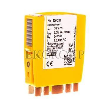 Ogranicznik przepięć na podst. BXT ML2 BD S 24 920244 (0-20 mA, 4-20 mA)-216388
