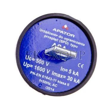 Ogranicznik przepięć A 500V 5kA ASA 500-5B 63-930100-131-216356