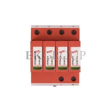 Ogranicznik przepięć C Typ 2 4P 20kA 1,5kV DEHNguard M TNS 275 952400-216627