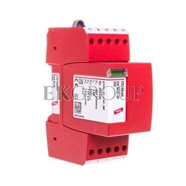Ogranicznik przepięć D Typ 3 4P 8kA 1,5kV DEHNrail M 4P 255 953400-216843