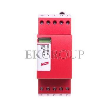 Ogranicznik przepięć D Typ 3 4P 8kA 1,5kV DEHNrail M 4P 255 953400-216844