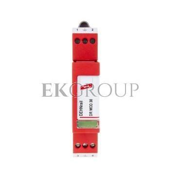 Ogranicznik przepięć D Typ 3 2P 2kA 0,63kV DEHNrail M 2P 30 953201-216845