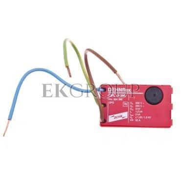 Ogranicznik przepięć D Typ 3 2P 3kA 1,5kV 255V ( montaż w puszkach lub kanałach, minimalne wymiary) DEHN flex M 255 924396-21684