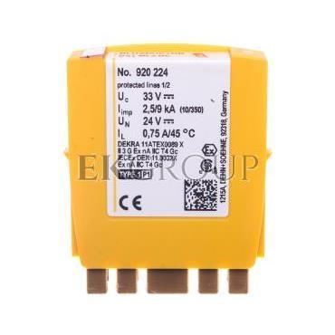 Ogranicznik przepięć na podst. BXT ML2 BE S 24 920224-216389