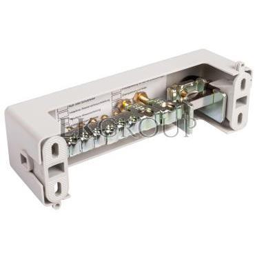 Szyna wyrównawcza 7x25mm2    2x95mm2   1x płaskownik 1801 VDE 5015650-217663