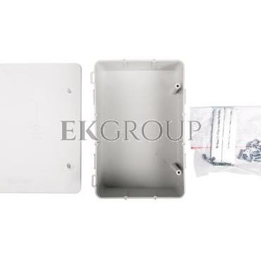 Puszka do złącza odgromowego 250x150x85mm biała 68.4 /96801408/-216304