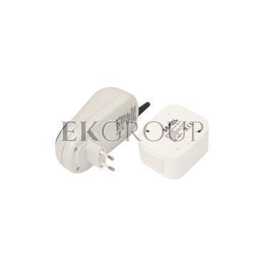 Dzwonek bezprzewodowy BULIK 230V zestaw hermetyczny zasięg 150m DRS-982H SUN10000006-215567