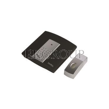 Dzwonek bezprzewodowy SATTINO 6V hermetyczny zasięg 100m ST-230 SUN10000021-215570