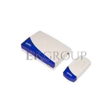 Dzwonek bezprzewodowy bateryjny SUITA 4,5V zasięg 80m ST-919 SUN10000034 -215574
