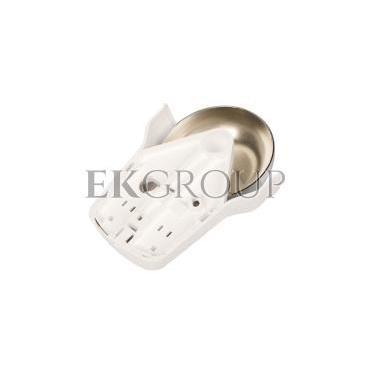 Dzwonek tradycyjny 230V biały DNS-206-BIA SUN10000042-215675