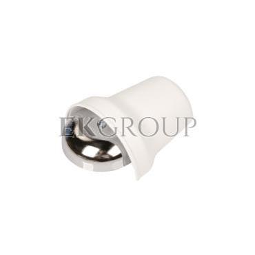 Dzwonek tradycyjny 230V biały DNS-206-BIA SUN10000042-215676