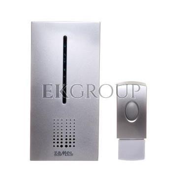 Dzwonek bezprzewodowy bateryjny BRILLO zasięg 100m ST-372 SUN10000027-215580