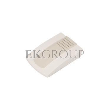 Dzwonek jednotonowy 230V ecrue DNS-902/N-ECR SUN10000065-215686