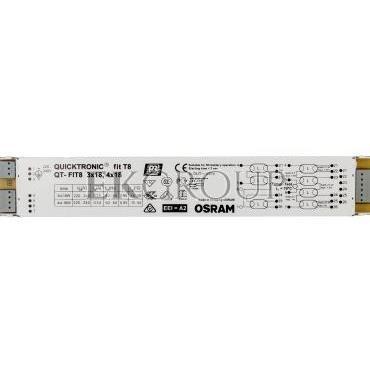 Statecznik elektroniczny QT-FIT8 3/4x18W QUICKTRONIC 4008321294302-207075