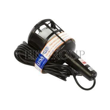 Oprawa przenośna 60W PLASTIC 60 IP20 kl. II 000065-204462