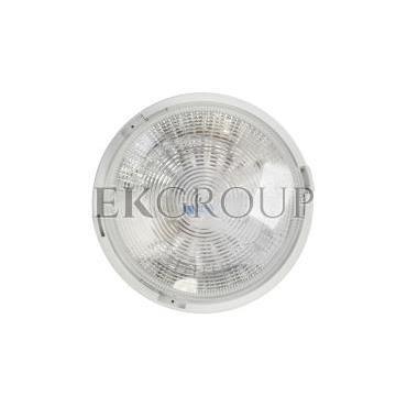 Oprawa kanałowa 1x100W E27 IIkl. 230V IP44 RONDO 150036-203023