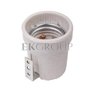 Oprawka E27 ceramiczna HLDR-E27-F 02161-200541