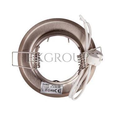 Oprawa punktowa 1x50W GU5,3 12V IP20 ARGUS CT-2114-C/M matowy chrom 00325-204718