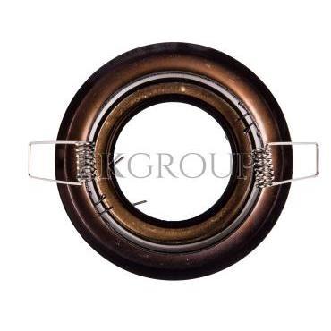 Oprawa punktowa 1x50W GU5,3 12V IP20 ARGUS CT-2115-BR/M matowy mosiądz 00330-204630