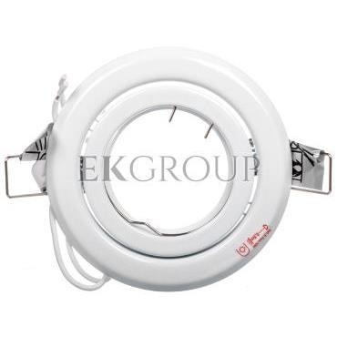 Oprawa punktowa 1x50W GU5,3 12V IP20 ARGUS CT-2115-W biała 00307-204642