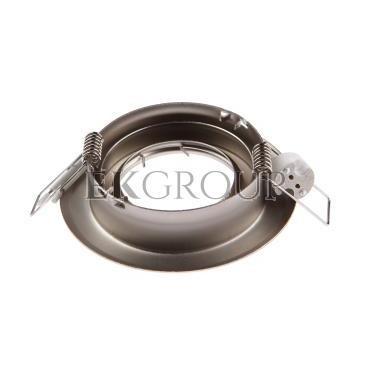 Oprawa punktowa 1x50W GU5,3 12V IP20 ARGUS CT-2115-C/M matowy chrom 00331-204646