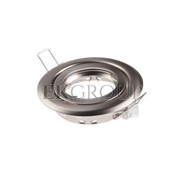 Oprawa punktowa 1x50W GU5,3 12V IP20 ARGUS CT-2115-C/M matowy chrom 00331-204647